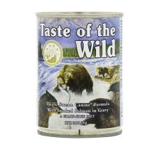 TASTE OF THE WILD Pacific Stream Canine - konzerva, 390g