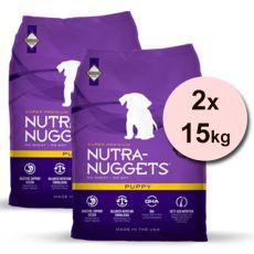 NUTRA NUGGETS Puppy 2 x 15 kg