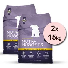 NUTRA NUGGETS Large Breed Puppy 2 x 15 kg
