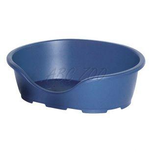Lehátko pro psa PERLA 7, modré - 103 x 72 x 32 cm