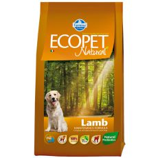 Farmina MO P ECOPET N dog LAMB MEDIUM 2,5 kg