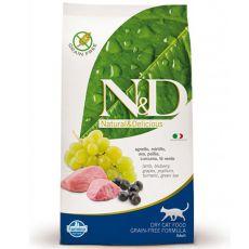 Farmina N&D cat GF ADULT Lamb & Blueberry 0,3 kg
