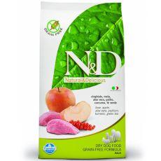 Farmina N&D dog GF ADULT  Boar & Apple 12 kg