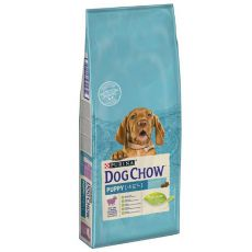 PURINA DOG CHOW PUPPY Lamb & Rice 14 kg