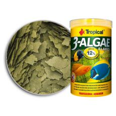 TROPICAL 3-Algae Flakes 250 ml/50 g