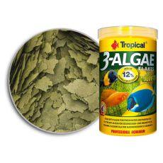 TROPICAL 3-Algae Flakes 100 ml/20 g