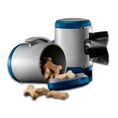 Flexi Vario Multi Box - zásobník, modrý + sáčky na odpad
