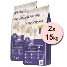 Fitmin MAXI Performance 2 x 15 kg + DOPRAVA ZDARMA