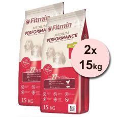 Fitmin MEDIUM Performance 2 x 15 kg + DOPRAVA ZDARMA