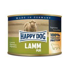 Happy Dog Pur - Lamm 200 g / jehněčí