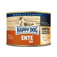 Happy Dog Pur - Ente 200 g / kachna