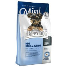 Happy Dog Mini Baby & Junior 4 kg