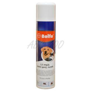 Antiparazitní sprej BOLFO pro psy a kočky - 250 ml