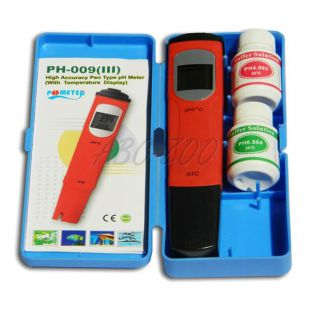 pH / °C - metr s kalibračními roztoky