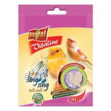 VITAPOL - směs Vitaline Sing Sing pro ptáky, 20 g