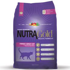 NUTRA GOLD HOLISTIC Finicky Adult Cat 3 kg