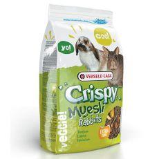 Crispy Muesli Rabbits 2,75 kg - krmivo pro králíky