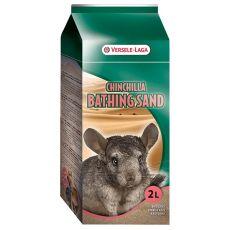Chinchilla Bathsand - koupací písek pro činčily 1,3 kg/2 l