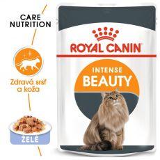 Royal Canin Intense BEAUTY in Jelly 85 g - želé v kapsičce
