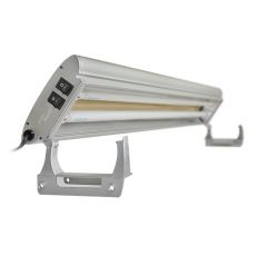 AquaZonic Super Bright T5 - 60 cm, 2x 24W Silver