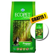 Farmina MO P ECOPET N dog PUPPY MAXI 12 kg + 2kg GRATIS