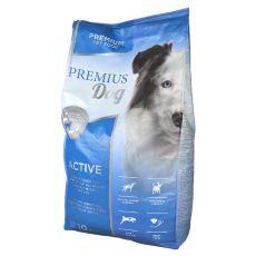 Premius Dog Adult Active 10 kg