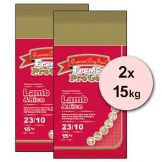 Frank´s Pro Gold Lamb and Rice 23/10 - 2 x 15kg