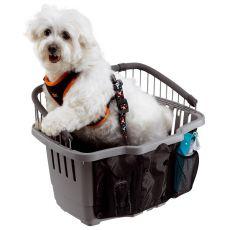 Přenosný box pro psa na bicykl ATLAS BIKE 20 RAPID - 47 x 35,5 x 34,5 cm
