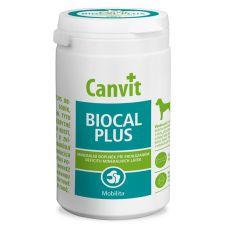 Canvit Biocal Plus - kalciové tablety pro psy, 1 kg
