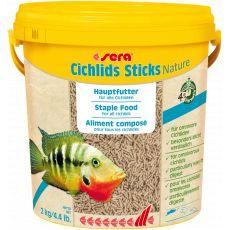 sera Cichlids Sticks 10l/2kg