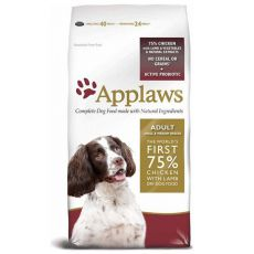 Applaws Dog Adult Small & Medium Breed Chicken & Lamb 2 kg