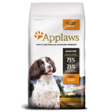 Applaws Dog Adult Small & Medium Breed Chicken 7,5 kg