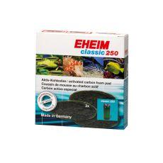 EHEIM filtrační vložka s aktivním uhlím pro filtr Classic 250 (2213) - 3 ks