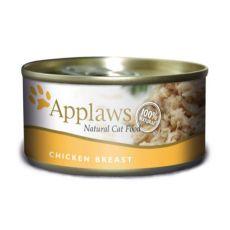 Applaws Cat - konzerva pro kočky s kuřecími prsy, 70 g