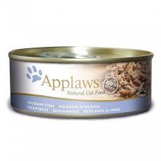 Applaws Cat - konzerva pro kočky s mořskými rybami, 70 g