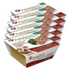 Applaws Paté Dog - paštika pro psy s kuřecím masem a zeleninou, 6 x 150 g