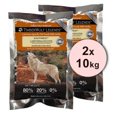 TimberWolf Southwest LEGENDS 2 x 10 kg
