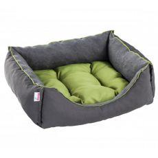 Pelech pro psy a kočky SIESTA - šedý, 40 x 30 cm