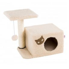 Škrabadlo pro kočky MIAU 3 - 47 x 31 x 45 cm
