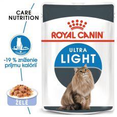 Royal Canin Ultra Light in Jelly 85g - želé v kapsičce