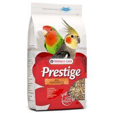 Big parakeets 4kg - krmivo pro střední papoušky