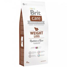 Brit Care Weight Loss - Rabbit & Rice 12 kg