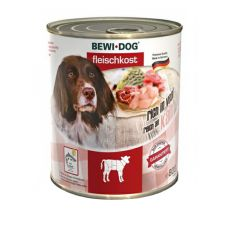 New BEWI DOG konzerva – Telecí, 800 g