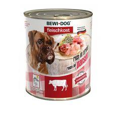New BEWI DOG konzerva – Hovězí dršťky, 800 g