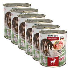 New BEWI DOG konzerva – Wild - 6 x 800 g
