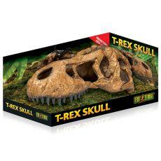 Exo Terra T-Rex lebka – ozdoba do terária 22 x 9 cm