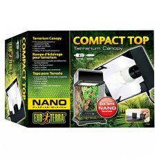 Exo Terra Compact Top Nano 20 osvětlení