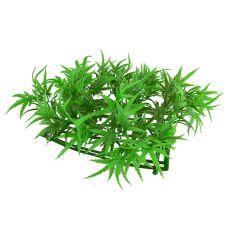 Akvarijní rostlina umělá CP08-15P - 15 x 15 cm