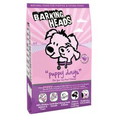 Barking Heads Puppy Days - 6 kg