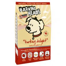 Barking Heads Turkey Delight Grain Free - 6 kg